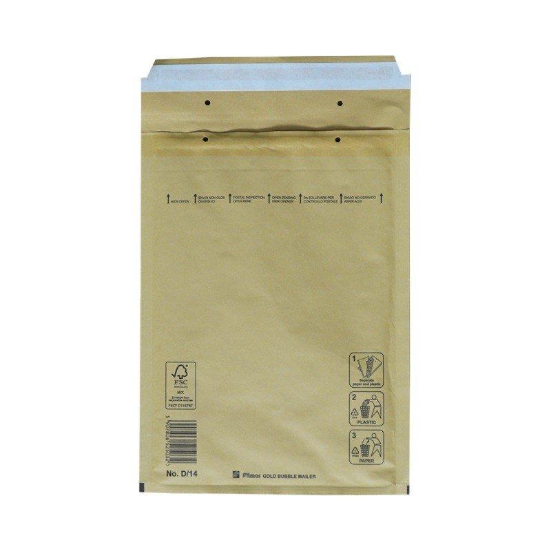 Бандерольный конверт D14 (175х260мм)